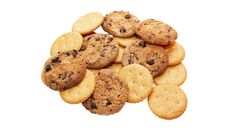 Different Cereal Cookies Stock Photography