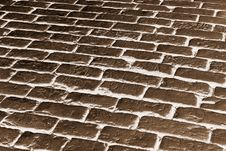 Free Cobblestone Pavement Stock Photo - 23352730