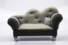 Free Sofa Royalty Free Stock Photo - 23353825