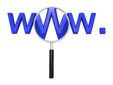 Free Searching The Web Stock Photography - 23358932