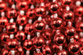 Free Red Christmas Bead Garland Stock Images - 23360384