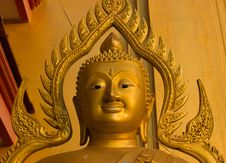 Free Thai Buddha. Stock Photography - 23363322