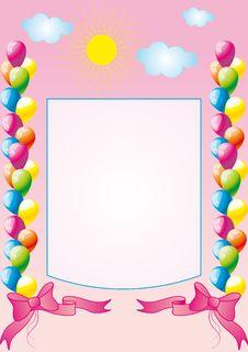 Free Congratulation, A Birthday Stock Image - 23364231