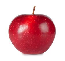 Free Sweet Ripe Red Apple Stock Photos - 23368863