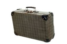 Free Old Suitcase Royalty Free Stock Images - 23369269