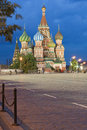 Free Red Square At Nigh Stock Photography - 23374342