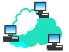 Free Cloud Computing Stock Photos - 23375723
