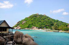 Free Nanyuan Island Royalty Free Stock Image - 23377016