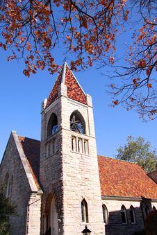Free Beautiful Church Stock Image - 23379231