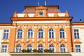 Free Detail Of An Art Nouveau Building Stock Image - 23384151