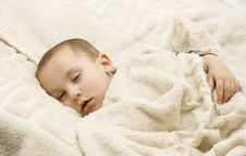 Free Sleeping Baby Stock Photos - 23380143