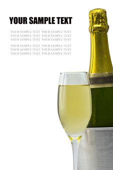Free Champagne Royalty Free Stock Image - 23380366