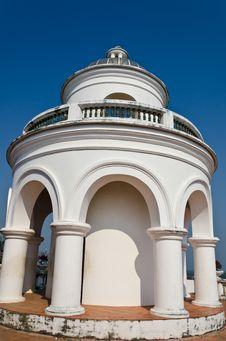 Free Ancient Planetarium On Khao Wang Stock Image - 23382841