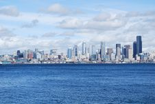 Free Dowtown Seattle Stock Images - 23383284