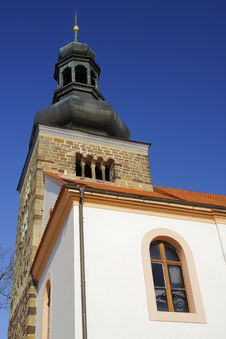 Free Detail Of An Old Church Stock Images - 23384054