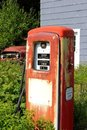 Free Vintage Gas Pump Royalty Free Stock Photography - 23390227
