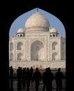 Free Taj Mahal Stock Photo - 23396950