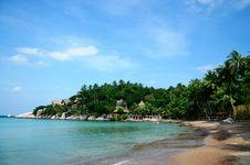 Free Tropical Beach Stock Photos - 23392303