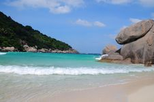 Free Tropical Beach Royalty Free Stock Images - 23392339