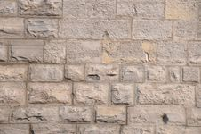 Free Limestone Wall Royalty Free Stock Image - 23393636