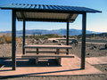 Free Sheltered Picnic Area Royalty Free Stock Photo - 2343865