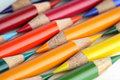 Free Coloured Crayon Royalty Free Stock Photography - 2349867