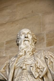 Free Marble Sculpture Royalty Free Stock Photo - 2340035