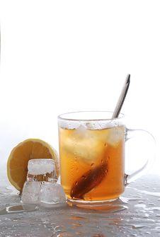 Free Cold Tea Stock Image - 2341081