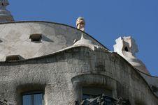 Free Casa Milla Royalty Free Stock Photography - 2341147