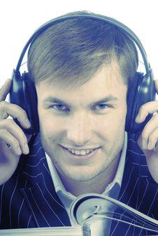 Free Portrait, Businessman Stock Photography - 2344042