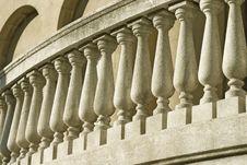Free Stone Balustrade Royalty Free Stock Images - 2344689