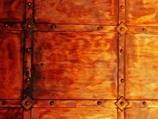 Free Coppery Wall1 Royalty Free Stock Photography - 2344897