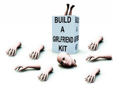 Free Build A Girlfriend Kit 58 Stock Images - 2345364
