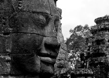 Free Angkor Icon Stock Photo - 2345740