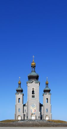 Free Cathedral Under Blue Sky Stock Photo - 2349420