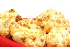 Free Sausage Biscuit Upclose Royalty Free Stock Image - 2349736