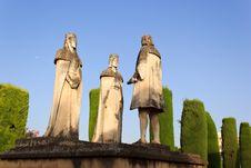 Free Columbus And The Catholic Kings Royalty Free Stock Images - 23400729