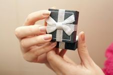 Free Gift Box Stock Images - 23400894
