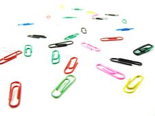 Free Paper Clips Stock Photos - 23404723
