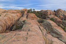 Free AZ-Prescott-Granite Dells Stock Image - 23408501