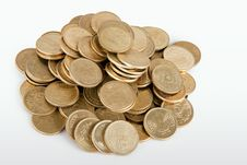 Free Indian Coin Collection Stock Images - 23409664