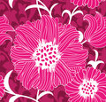 Free Seamless Floral Pattern Royalty Free Stock Image - 23414156