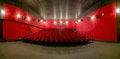 Free Red Cinema Hall Royalty Free Stock Photo - 23417205