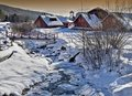 Free Winter Landscape Royalty Free Stock Photography - 23419617