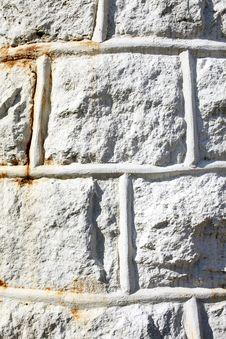 Free Stone Wall Stock Image - 23411741