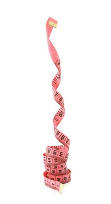 Free Centimetre Pink Royalty Free Stock Image - 23412116