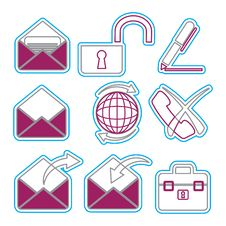 Free Icon Duoton 3.jpg Stock Photography - 23413972