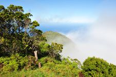 Free Kalalau Valley Overlook, Kauai &x28;Hawaiian Islands&x29; Royalty Free Stock Photography - 23414187