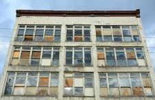 Free Old Abandoned Building Stock Photo - 23414650