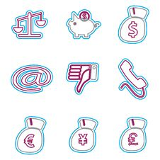 Free Icon Duoton 4.jpg Stock Photography - 23414692